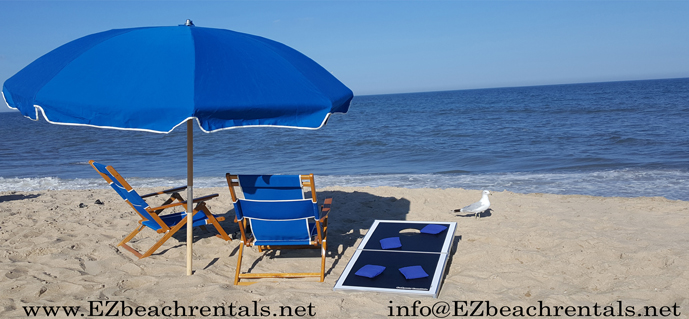 Ocean City | Rehoboth Rentals | Linen | Baby | Beach Chair Rental
